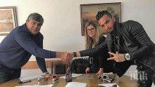 ЕКСКЛУЗИВНО В ПИК! Джино Бианкалана пръсна половин милион евро за апартаменти на Елените (СНИМКИ)
