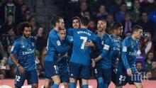 ФУТБОЛНО ЗРЕЛИЩЕ! Реал (Мадрид) страда много, но спечели в шоу с осем гола в Севиля