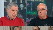 ГОРЕЩА ТЕМА! Политически анализатори с ексклузивен коментар за войната Борисов-Радев