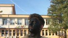 """На Сирни Заговезни: В Малко Търново за пореден път се провежда ритуалът """"Бял кукер"""""""