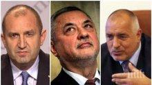 ЕКСКЛУЗИВНО! Вицепремиерът Валери Симеонов с ключов коментар за скандала между Борисов и Радев