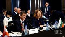 Джема Грозданова с важни новини за външната ни политика