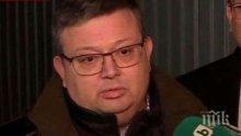 Цацаров лети за Лондон на среща с главни прокурори от Eвропа
