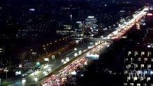 ИЗВЪНРЕДНО! Жестоко задръстване на Цариградско! Стотици коли попаднаха в километрична тапа (СНИМКИ)