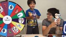 ШАШ! 6-годишен милионер представи собствена линия играчки