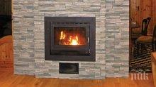 ШОК! Огънят от камината е вреден за здравето