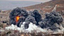 Битката за Африн погуби живота на най-малко 550 души