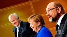 Германия се хвали с излишък от 36,6 млрд. евро