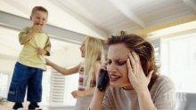 Законите на Мърфи... за майките