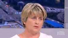 Весела Лечева: Шумът около Жаблянов целеше да заглуши скандалите в здравеопазването