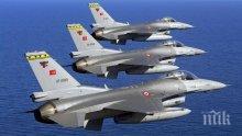 Италиански и гръцки военни самолети ще охраняват небето на Черна гора