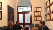 Ангелкова: Туристите от САЩ са нараснали с 10 на сто през миналата година