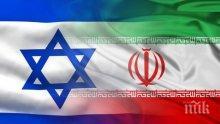 Иран заплаши да изравни със земята Тел Авив