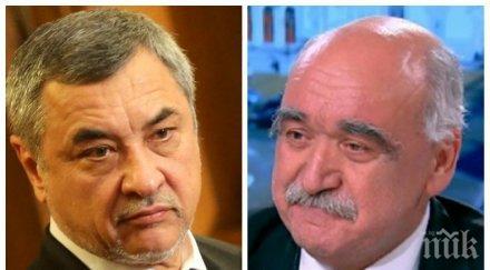 ИЗВЪНРЕДНО! Валери Симеонов: Има основание да се иска оставката на проф. Камен Плочев
