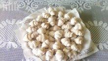 Маслени охлювчета с локум