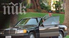 Джордж Майкъл пострадал в катастрофа на британска магистрала