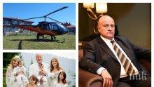 ЕКСКЛУЗИВНО В ПИК! Шестима души наследяват милионите на Стефан Шарлопов! Първата му жена не е сред тях (СНИМКА)