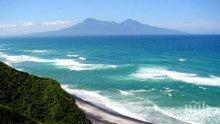 Трус! Земетресение с магнитуд 5.4 по Рихтер бе регистрирано в района на Курилските острови