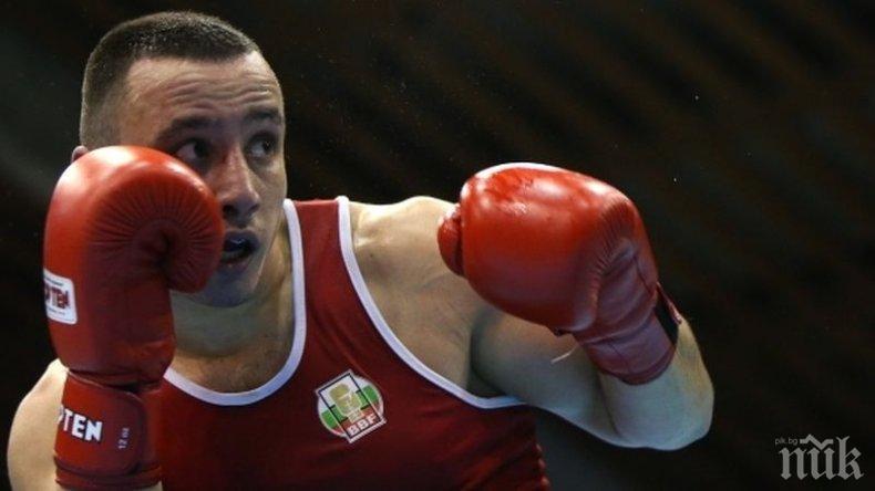 """Боксьорите ни без грешка във финалите на """"Странджа"""""""