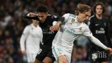 Преди големия мач ПСЖ - Реал! Ключова информация за Неймар