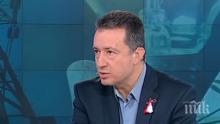 """Янаки Стоилов определи Гинка като """"актьорът, който купува ЧЕЗ"""""""