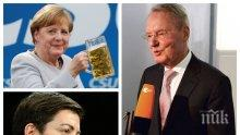 Германският евродепутат проф. Ханс-Олаф Хенкел: Ска Келер иска да бъде морален шпионин, пуснете много лифтове в България