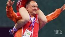 Симеон Щерев отново на върха - Китай обра титлите на шампионата на Азия!