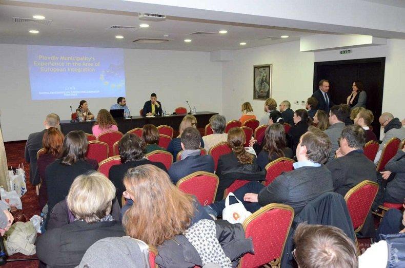 Западните Балкани и ЕС обсъдиха пловдивският кмет Иван Тотев и експерти от Съвета на Европа