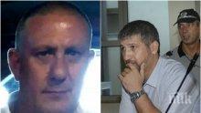 ГОРЕЩА НОВИНА! Здравословни проблеми мъчат арестувания за убийството на Плъха д-р Димитров