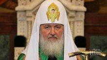 Отец Рафаил: Руският патриарх не дойде в ролята на духовник, а на политик