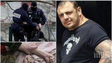 ИЗВЪНРЕДНО В ПИК! Наркобосът Атанас Мечев-Гаргата и тримата му авери изнасилили брутално момиче в столично заведение