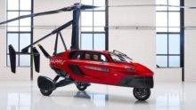 КРАЙ НА ДУПКИТЕ ПО ПЪТИЩАТА! В Женева показаха първата серийна летяща кола