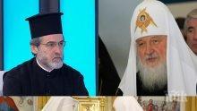 Светият синод мълчи! Говорителят на патриарх Неофит не смее да коментира острите думи на Кирил