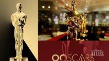 """ЗВЕЗДНА ВЕЧЕР В ПИК! Сцената за наградите """"Оскар"""" блести в милиони кристали - ето кои знаменитости ще се разходят по червения килим (НА ЖИВО)"""