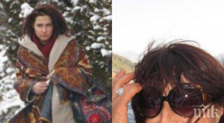 """САМО В ПИК И """"РЕТРО""""! Съсипаната Ани Цолова заживя с майка си"""