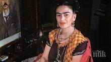 Пуснаха кукла Барби като Фрида Кало, но без мустаците и моновеждата (СНИМКА)
