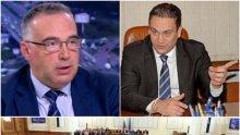 """Антон Кутев скочи срещу новия шеф на антикорупционния орган и срещу """"нефелния"""" закон"""