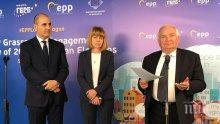 ЕКСКЛУЗИВНО В ПИК TV! Жозеф Дол: Социалистите завиждат, защото Бойко Борисов е най-успешният шеф в Европа! (ОБНОВЕНА)