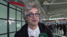 Големият кинорежисьор Вим Вндерс пристигна в България
