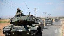 Турция: Операцията в Африн ще приключи до май