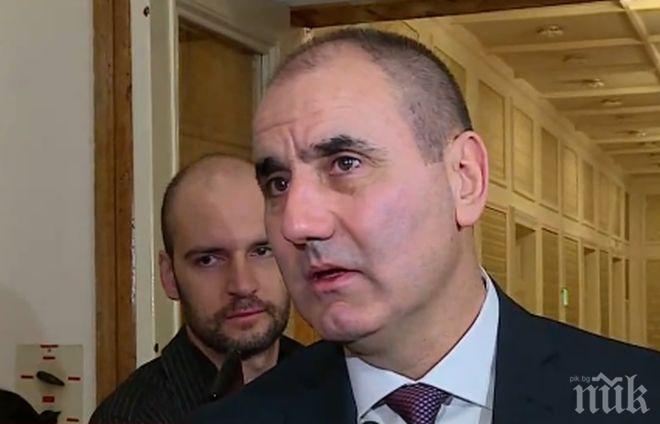 ПЪРВО В ПИК TV! Цветан Цветанов с важни новини за местната власт (ОБНОВЕНА)