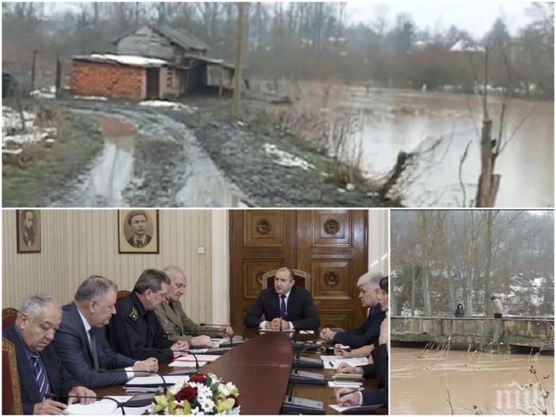 Нуждаем се от Национален център за наблюдение и реакции при кризи