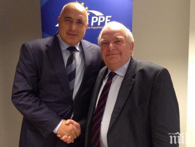 ИЗВЪНРЕДНО И ПЪРВО В ПИК TV! Премиерът Борисов с важно обръщение на форума в София: Без споразумението с Турция миграционният поток ще счупи Европа (ОБНОВЕНА)