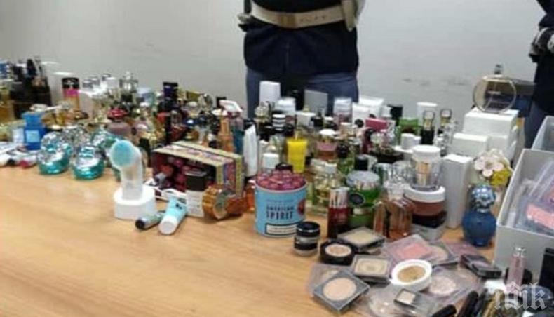 """Кръжок """"Бързи ръце"""": Арестуваха българка за кражба на козметика от летището в Болоня"""
