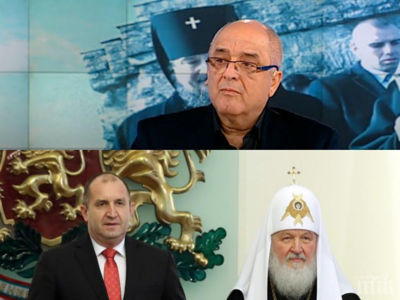 КОНТРА! Димитър Иванов сложи край на спора: Няма война Русия - България