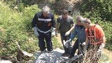 ШОКИРАЩО! Откриха разложен труп до Околовръстното в Бургас