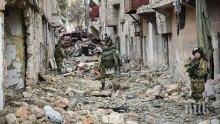 Русия разкри пъклен план на САЩ! Готвят удар по правителствените квартали в Дамаск след провокация с отровни вещества
