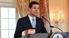 Уес Мичъл: САЩ гледат на Сърбия като на основа за мира на Балканите