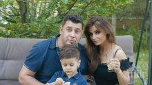ДЕПУТАТСКИ НЕВОЛИ! Евгени Будинов заряза жена си и детето