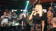 """Купонджийската седмица в """"Клуб 33"""" стартира с Анелия и Теди Джорджо (СНИМКИ)"""